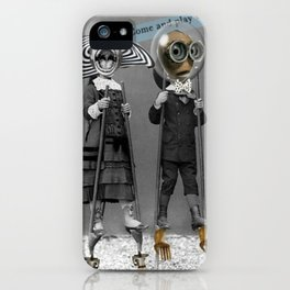_PLAYLAND iPhone Case