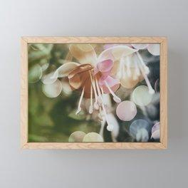 Pink Clouds Framed Mini Art Print
