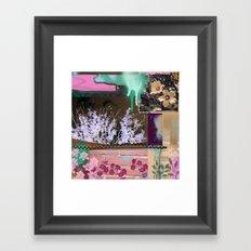 If I Put Them Together Framed Art Print