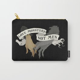 Monster Lover Carry-All Pouch