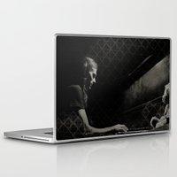 michael scott Laptop & iPad Skins featuring Scott by Scott Pratt
