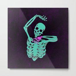 Danse Macabre 4 Metal Print