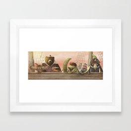 Pirates! Framed Art Print