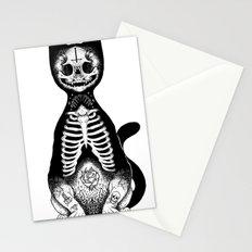 Skulls & Daggers Stationery Cards