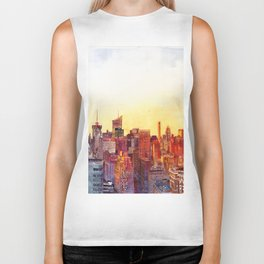 Sunshine in NYC Biker Tank