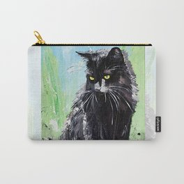 My little cat - kitty - animal - by LiliFlore Carry-All Pouch