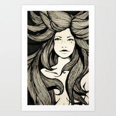 its you Art Print