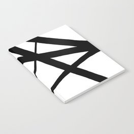 A Harmony of Lines and Shapes Notebook
