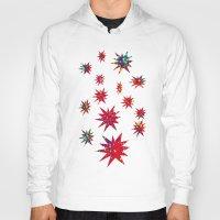 sparkle Hoodies featuring Sparkle  by Sammycrafts