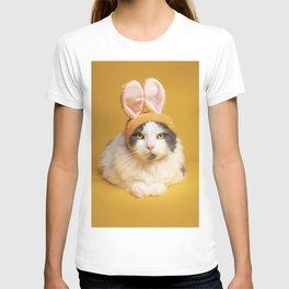 Easter Cat T-shirt