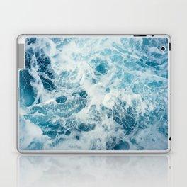 Sea Swirl Laptop & iPad Skin