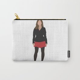 Clara Oswald: The Impossible Girl Carry-All Pouch