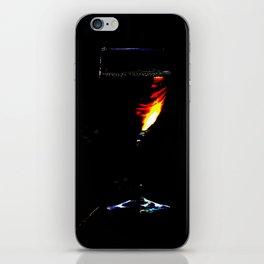 WINE AT NIGHT iPhone Skin