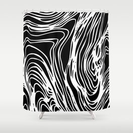 5050 No.4 Shower Curtain