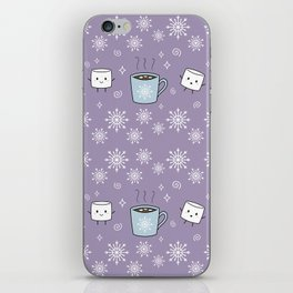 Winter Treat iPhone Skin