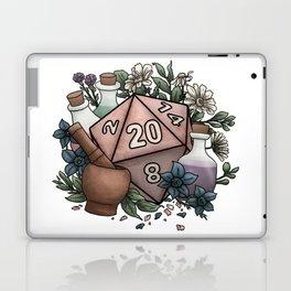 Alchemist D20 Tabletop RPG Gaming Dice Laptop & iPad Skin