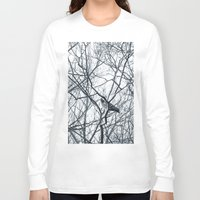 pigeon Long Sleeve T-shirts featuring pigeon by Lama BOO