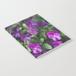 Botanical Florals Zencolor2 Notebook