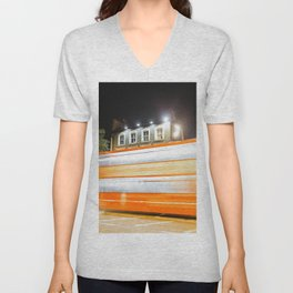 London Bus Unisex V-Neck