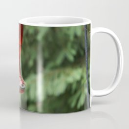 Hummingbird Happiness Coffee Mug