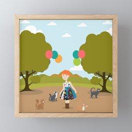 Bilby Fasnisth Framed Mini Art Print