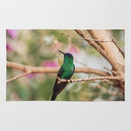 Bird - Photography Paper Effect 001 Rug