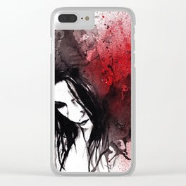 This Confession Means Nothing Clear iPhone Case