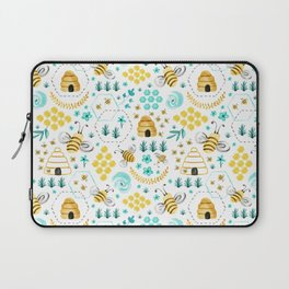 Busy Bees Laptop Sleeve