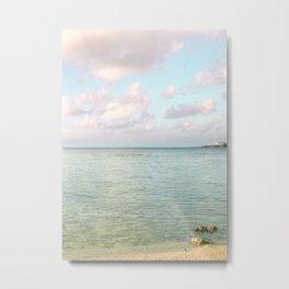 Okinawa Summer Love 2 Metal Print