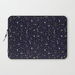 New Years Traditions Laptop Sleeve