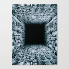 Escape Tunnel Canvas Print