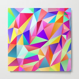 Geometric No.11 Metal Print