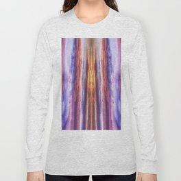 Pastel cloud pillars Long Sleeve T-shirt