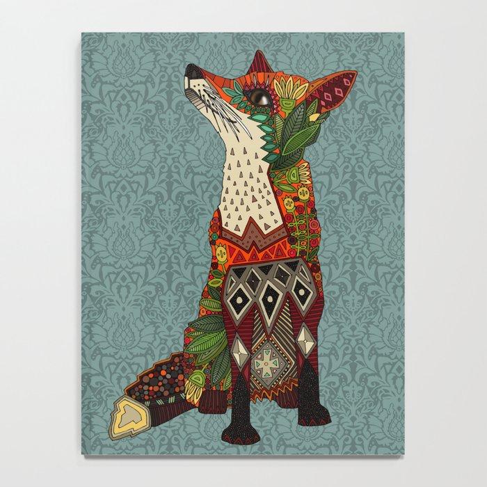 fox love Notebook