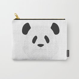 Pandas's face Carry-All Pouch