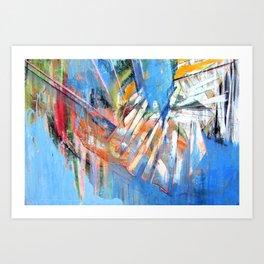 Hushed Affluence Art Print