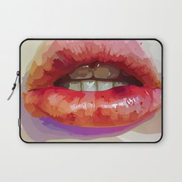 Pricks for Her Pout Laptop Sleeve