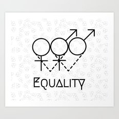 Marriage Equality Art Print