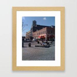 ME NYC Framed Art Print