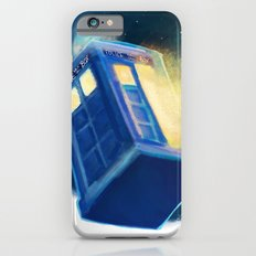 The TARDIS Slim Case iPhone 6s