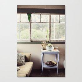 Summer House Canvas Print