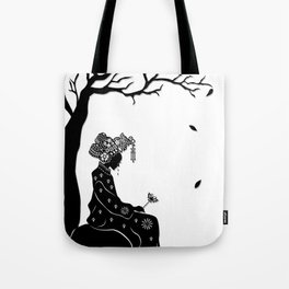The Butterfly Lovers - The Heartbroken Bride Tote Bag