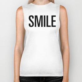 Smile Biker Tank
