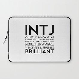 INTJ Laptop Sleeve