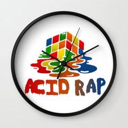 Acid Rap Chance The Rapper Wall Clock