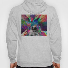 Tripping Space Man Hoody