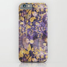 autumn forest iPhone 6s Slim Case