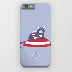 Captain AmeriCAT: The First Catvenger Slim Case iPhone 6s