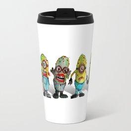 zombie minons Travel Mug