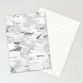 Camouflage: Alpine Stationery Cards